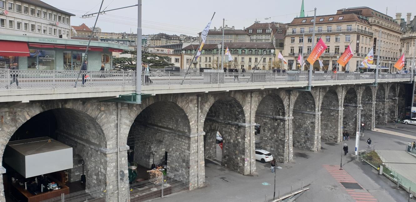 Снимка 29, Bridge Rue Central, Лозана, Швейцария