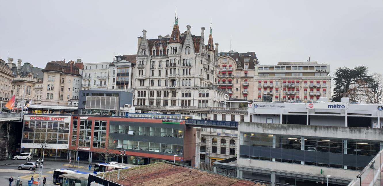 Снимка 31, Hotel Lausanne-Palace, Лозана, Швейцария