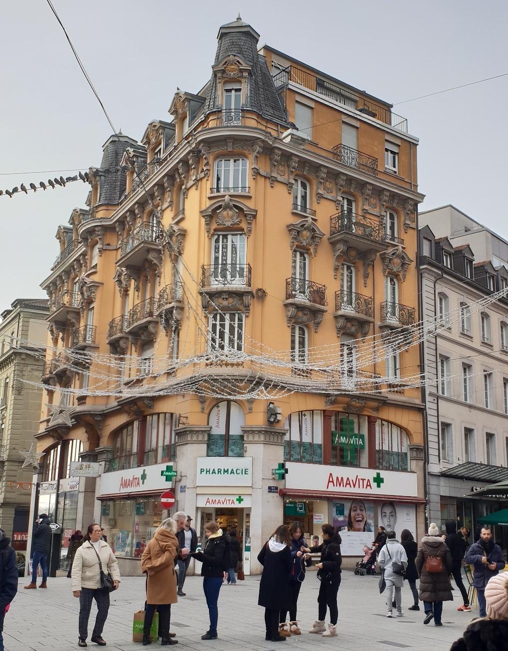 Снимка 39, Old building, Лозана, Швейцария