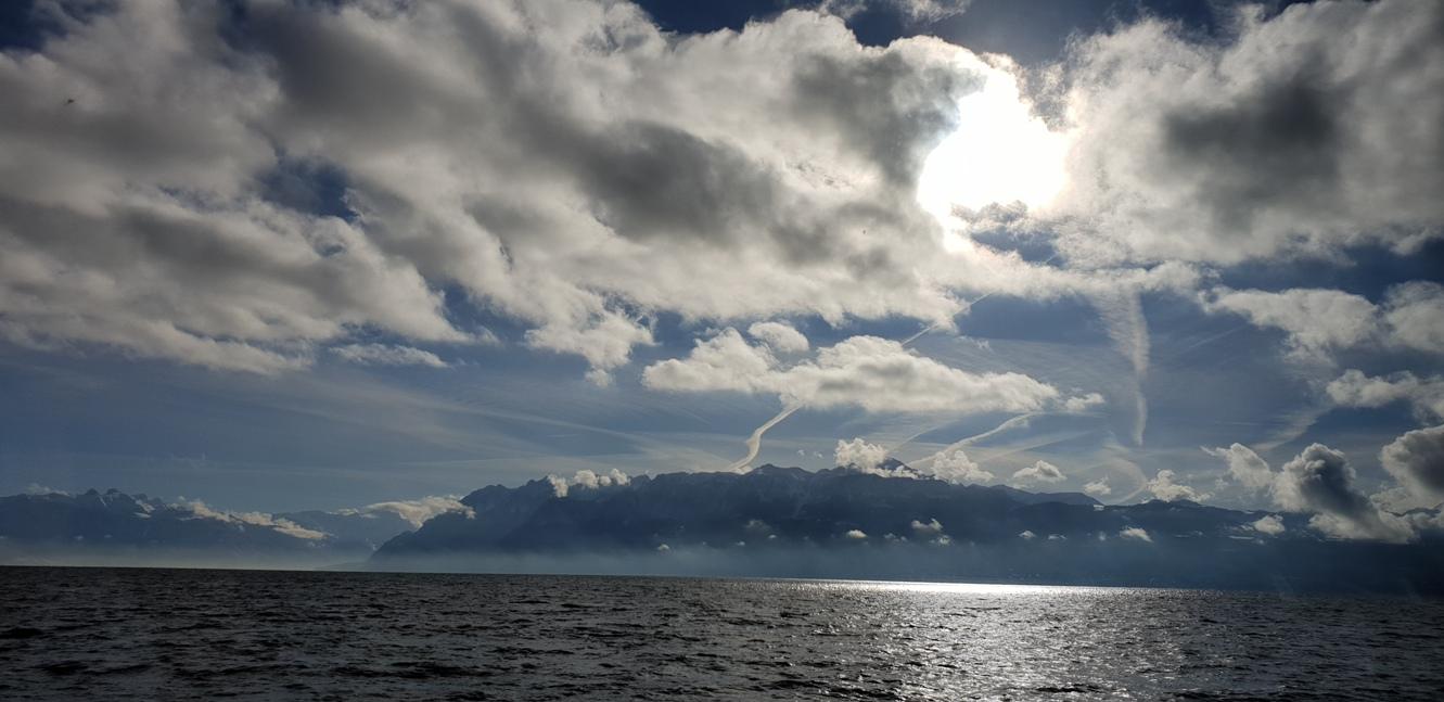 Снимка 42, Женевското езеро, Лозана, Швейцария