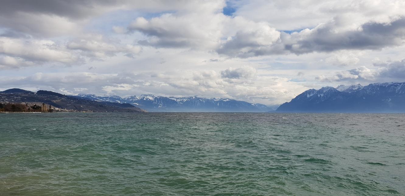 Снимка 5, Женевското езеро, Лозана, Швейцария