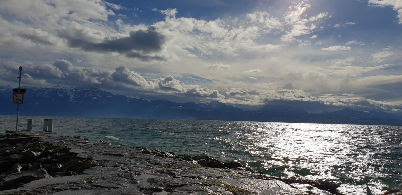 Снимка 6, Женевското езеро, Лозана, Швейцария