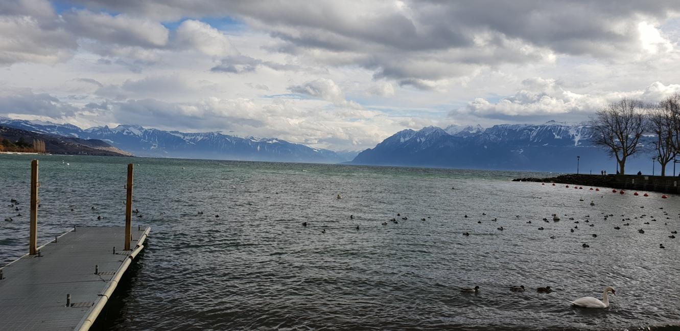 Снимка 7, Женевското езеро, Лозана, Швейцария