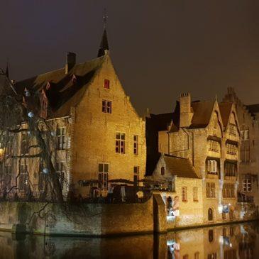 Нощен Брюж, Белгия – романтика и … божествено пиво