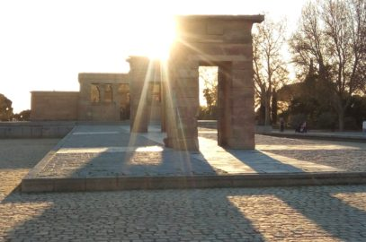Мадрид, Испания – романтичен залез и рекорд на Гинес