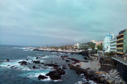 Puerto de la Cruz и Loro Park, Тенерифе, Канарските острови