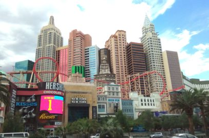 Лас Вегас, САЩ – Пътуване, пристигане, първа разходка