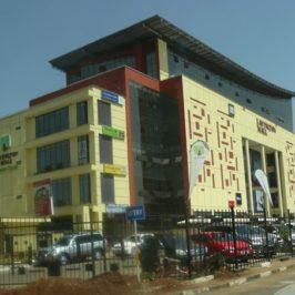 Посещение на МОЛ, Найроби, Кения