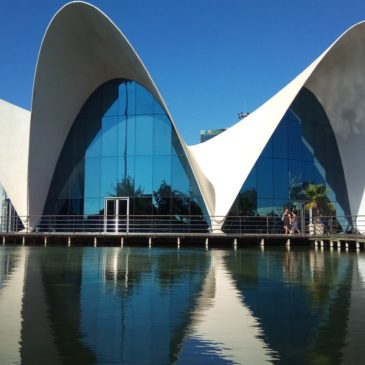 Градът на изкуството и науката, Валенсия, Испания
