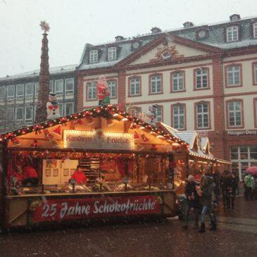 Франкфурт, Германия – Коледни пазари (част 2)