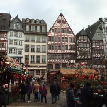 Франкфурт, Германия- Коледни пазари (част 1)