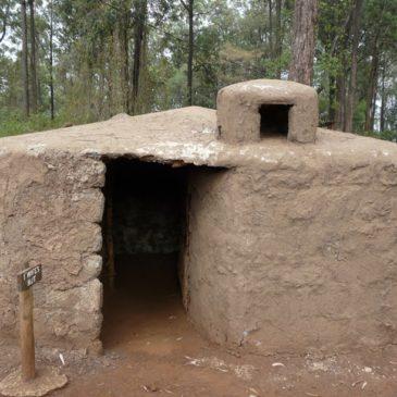 """Музеят """"Колибите на Кения"""", Найроби"""