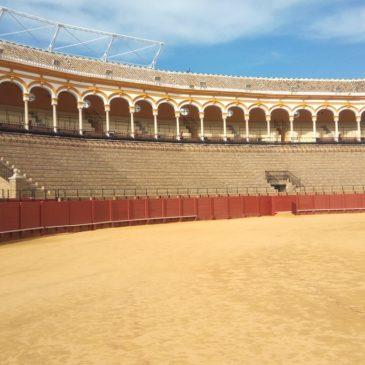 Plaza de Toros de la Maestranza в Севиля, Испания