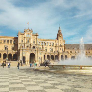 Севиля, столицата на Андалусия, Испания – за всекиго по нещо