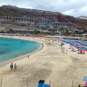Playa de Amadores, Gran Canaria – плажът за добрата семейна почивка