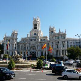 Разходка из Мадрид, Испания – Част 2