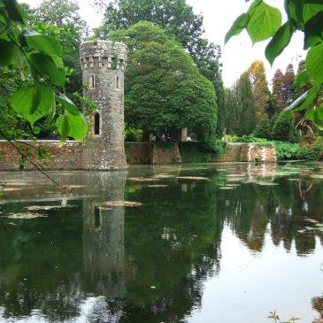 Johnstown Castle , графство Уексфорд, Ирландия – рицари, революции, романтика и … абсолютен релакс