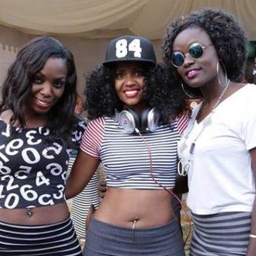 Перфектните Keнийски жени