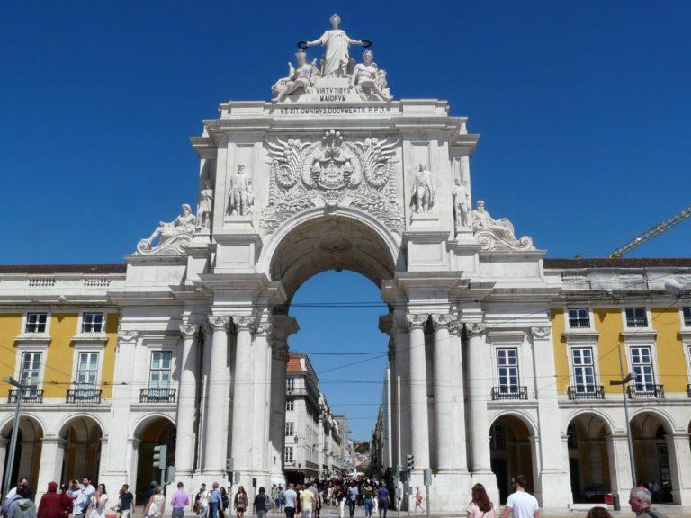 Разходка из Лисабон, Португалия (Част 1)